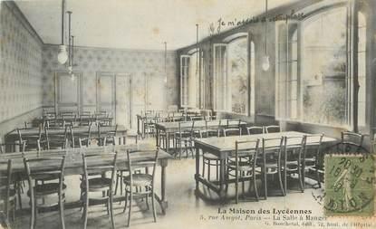 """CPA FRANCE 75015 """"Paris, la Maison des Lycéénnes"""""""