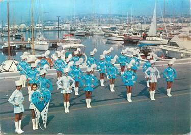 "CPSM FRANCE 06 ""Cannes, Majorettes Parade"""