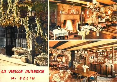 """CPSM FRANCE 22 """"Plouer sur Rance, Restaurant La Vieille Auberge"""""""