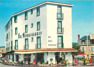"""CPSM FRANCE 46 """"Souillac, Hotel La Renaissance"""""""