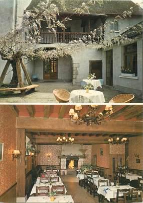 """CPSM FRANCE 41 """"Saint Dye sur Loire, Hotel la Renaissance"""""""