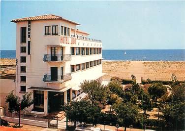 "CPSM FRANCE 66 ""Argeles Plage, Grand Hotel du Lido"""