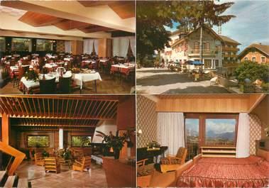 "CPSM FRANCE 74 ""Saint Martin Bellevue, Hotel Beauséjour"""