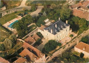 "CPSM FRANCE 24 ""Saint Cyprien, Hotel restaurant"""