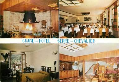 "CPSM FRANCE 05 ""Grand Hotel de Serre Chevalier"""