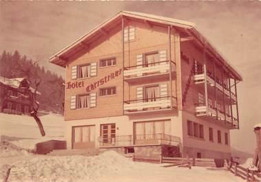"CPSM FRANCE 74 ""Morzine, Hotel Christiania"""