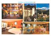 """66 PyrÉnÉe Orientale CPSM FRANCE 66 """"Vernet les Bains, Hotel Princess"""""""