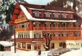 """74 Haute Savoie CPSM FRANCE 74 """"La Clusaz, Hotel Christiana"""""""