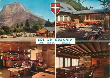 """CPSM FRANCE 73 """"Entremont le Vieux, Chalet Hotel restaurant"""""""