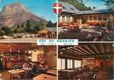 """73 Savoie CPSM FRANCE 73 """"Entremont le Vieux, Chalet Hotel restaurant"""""""