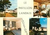 "40 Lande CPSM FRANCE 40 ""Soustons, Hotel restaurant Pavillon Landais"""
