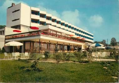"""CPSM FRANCE 38 """"La Tour du Pin, Hotel restaurant Relais des Dauphins"""""""