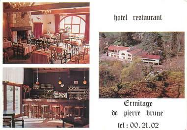 "CPSM FRANCE 85 ""Mervent, Hotel restaurant Ermitage de Pierre Brune"""