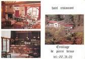 "85 Vendee CPSM FRANCE 85 ""Mervent, Hotel restaurant Ermitage de Pierre Brune"""