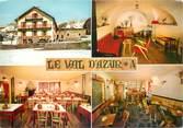 """05 Haute Alpe CPSM FRANCE 05 """"Molines en Queyras, restaurant le Val d'Azur"""""""
