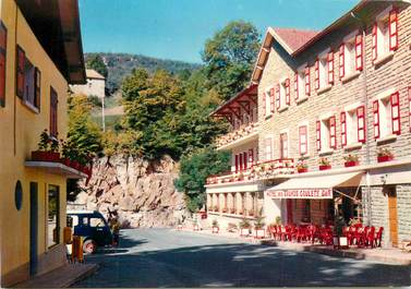 """CPSM FRANCE 26 """"Les Baraques en Vercors, Hotel des Grands Goulets"""""""