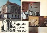"""79 Deux SÈvre CPSM FRANCE 79 """" Parthenay, Hotel du Nord"""""""