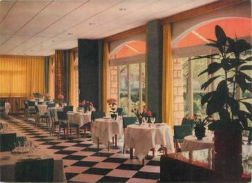 "CPSM FRANCE 38 ""Sassenage, Restaurant Rostang"""