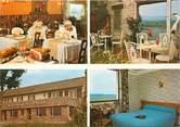 """48 Lozere CPSM FRANCE 48 """"Montbel, Restaurant Auberge de la Plaine"""""""