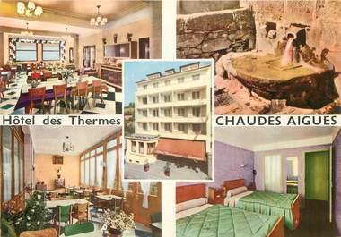 """CPSM FRANCE 15 """"Chaudes Aigues"""""""