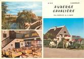 """13 Bouch Du Rhone CPSM FRANCE 13 """"Saintes Maries de la Mer, Auberge Cavaliere"""""""