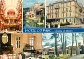 """64 PyrÉnÉe Atlantique CPSM FRANCE 64 """"Salies de Béarn, Hotel du Parc"""""""