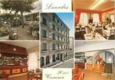 "65 Haute PyrÉnÉe CPSM FRANCE 65 ""Lourdes, Hotel Corona"""