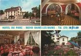 """88 Vosge CPSM FRANCE 88 """"Bains les Bains, Hotel du Parc"""""""
