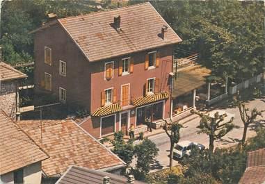 "CPSM FRANCE 38 ""Choranche, Hotel restaurant des Grottes"""