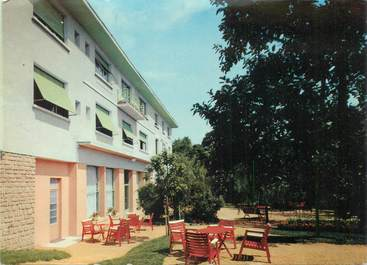 "CPSM FRANCE 88 ""Vittel, Hotel Castel Fleuri"""