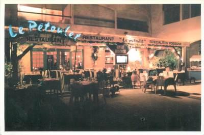 """CPSM FRANCE 34 """"Cap d'Agde, restaurant Le Petoulet"""""""