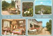"48 Lozere CPSM FRANCE 48 ""Col de Pendedis, restaurant Lou Raiol"""