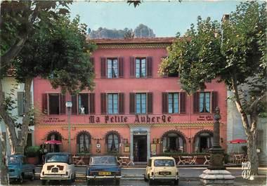 "CPSM FRANCE 04 ""Castellane, Hotel Tardieu"""