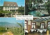 """68 Haut Rhin CPSM FRANCE 68 """"Ammerschwihr, hotel restaurant aux Trois Merles"""""""