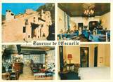 """34 Herault CPSM FRANCE 34 """"Saint Guilhem le Désert, restaurant la Taverne de l'Escuelle"""""""