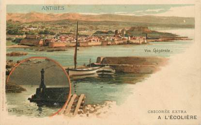"CPA FRANCE 06 ""Antibes"""