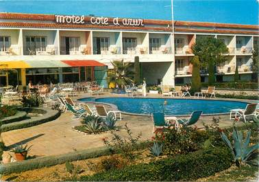 """CPSM FRANCE 06 """"Antibes, Euromotel"""""""