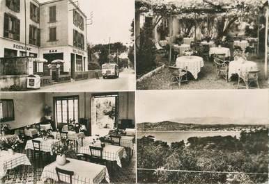 "CPSM FRANCE 06 ""Antibes, Hotel Grand Vatel"""