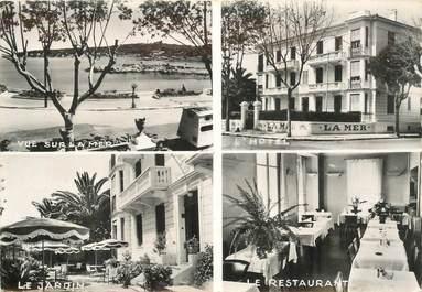 "CPSM FRANCE 06 ""Antibes, Hotel de la Mer"""
