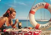 "06 Alpe Maritime CPSM FRANCE 06 ""Antibes, restaurant La Siesta"""
