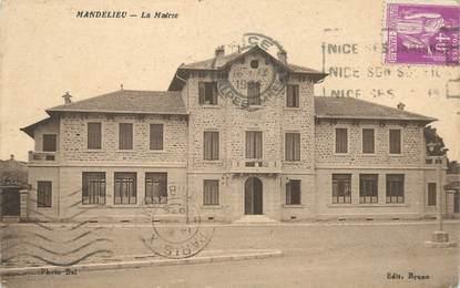 "CPA FRANCE 06 ""Mandelieu, la Mairie"""
