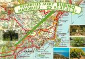 "06 Alpe Maritime CPSM FRANCE 06 ""Mandelieu, Pépiniéres Jacky Rubino"""