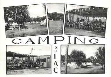 "CPSM FRANCE 06 ""Mandelieu, Camping du Lac"""