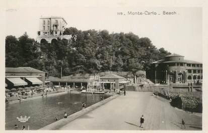 """CPSM MONACO """"Monte Carlo Beach"""""""