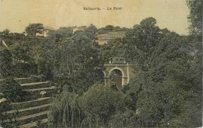 "CPA FRANCE 06 ""Vallauris, le pont"""
