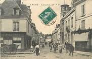 """02 Aisne / CPA FRANCE 02 """"La Fère, rue du Bourget"""""""