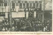 """06 Alpe Maritime CPA FRANCE 06 """"Nice, Le Journal L'Eclaireur de Nice"""""""