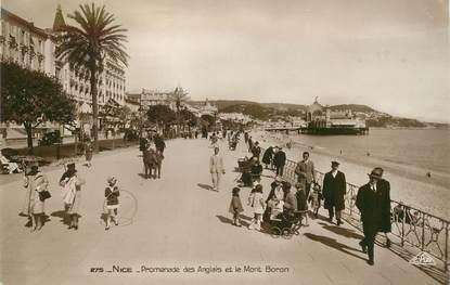 """CPA FRANCE 06 """"Nice, Promenade des Anglais"""""""