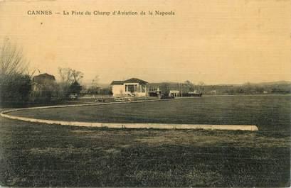 """CPA FRANCE 06 """"La Napoule, champ d'aviation"""""""