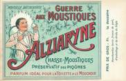 "06 Alpe Maritime CPA FRANCE 06 ""Grasse"" / PUBLICITE INSECTICIDE MOUSTIQUES"